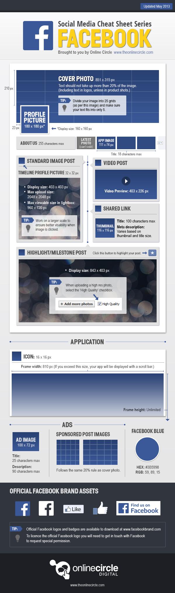 OnlineCircle_Infographics_SocialMediaCheatSheets_Facebook_v6