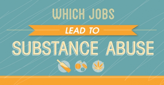 Which Jobs Lead to Substance Abuse? - Nerdgraph InfographicsNerdGraph ...