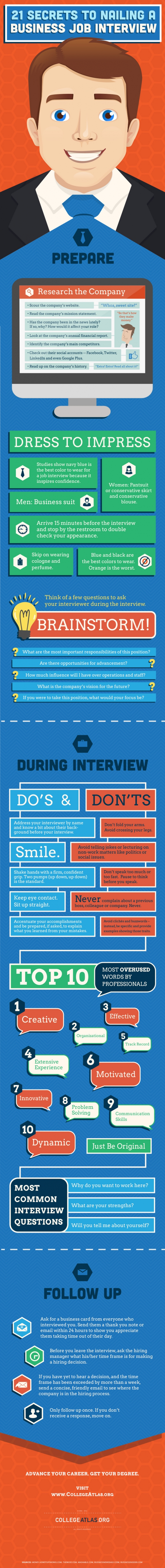business-interview-infographic