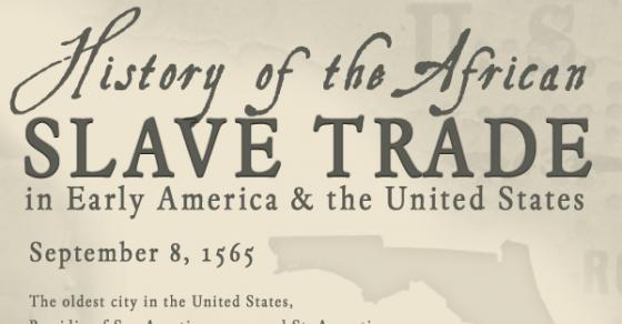 black slave trade
