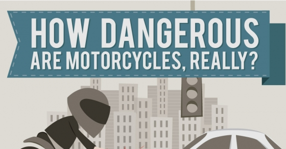 motorcycles are dangerous essay That was a 55% increase between 2001 and 2008, which is attributed to more people in the us riding motorcycles than ever before there are obvious reasons that riding a motorcycle is dangerous (eg, no protection between you and other motor vehicles or obstacles.